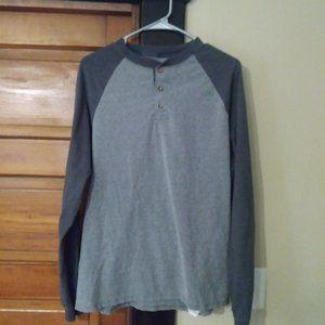 Hanes Beefy Long Sleeve Shirt
